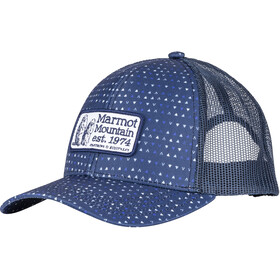 Marmot Angles Casquette trucker, arctic navy